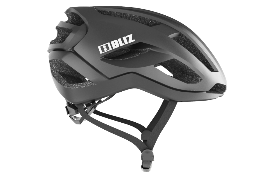 Omega Black - Bike Helmet  S Matt black