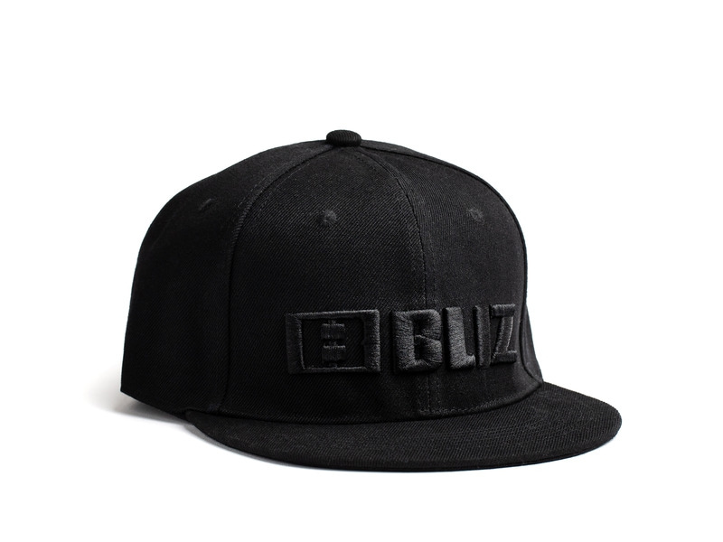 Bliz Snap back Cap - Black