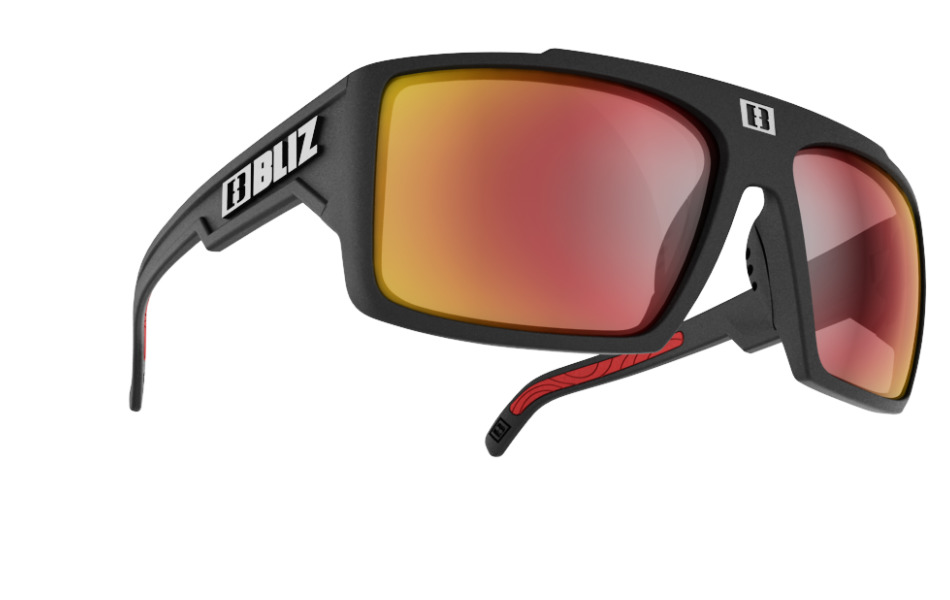 Nitro  - Rubber black w red multi
