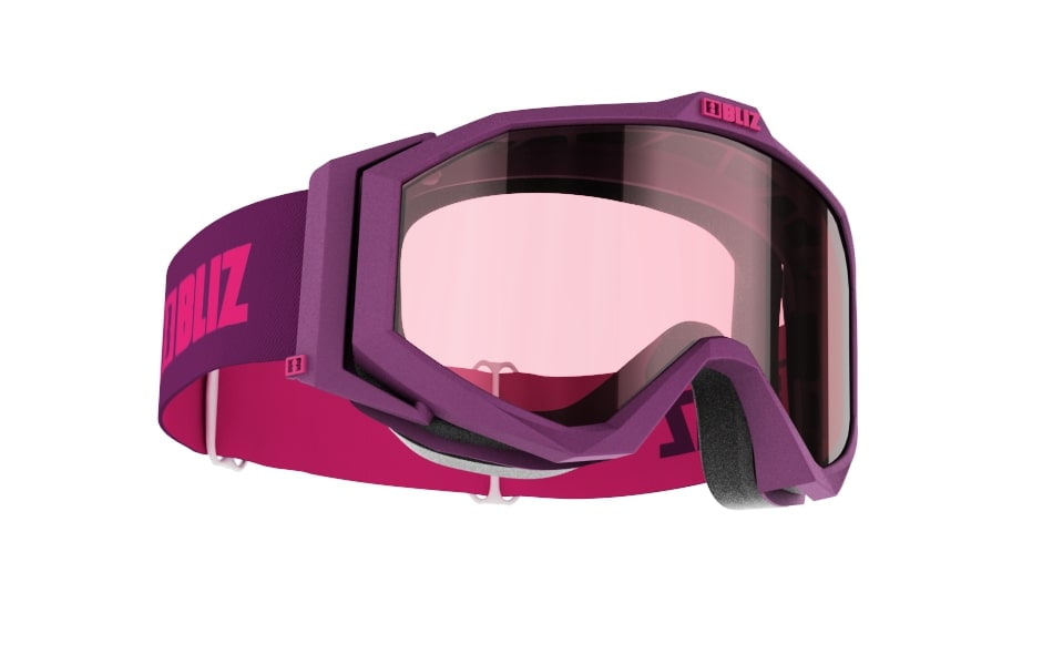 Edge Junior Single Lens - Edge Jr  Single Lens Matt magenta