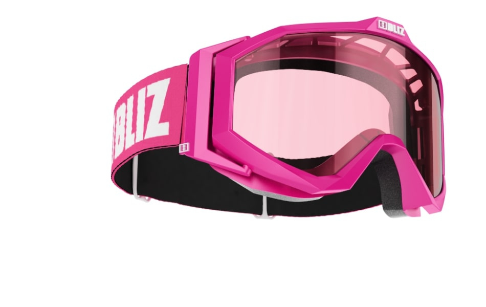 - Edge Jr Single lens Pink