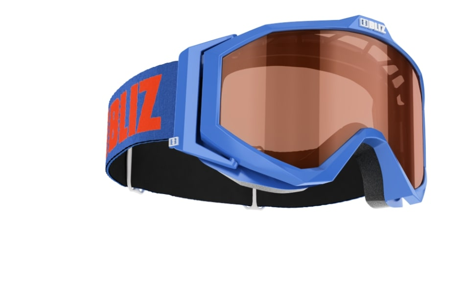 - Edge Junior Single Lens Blue