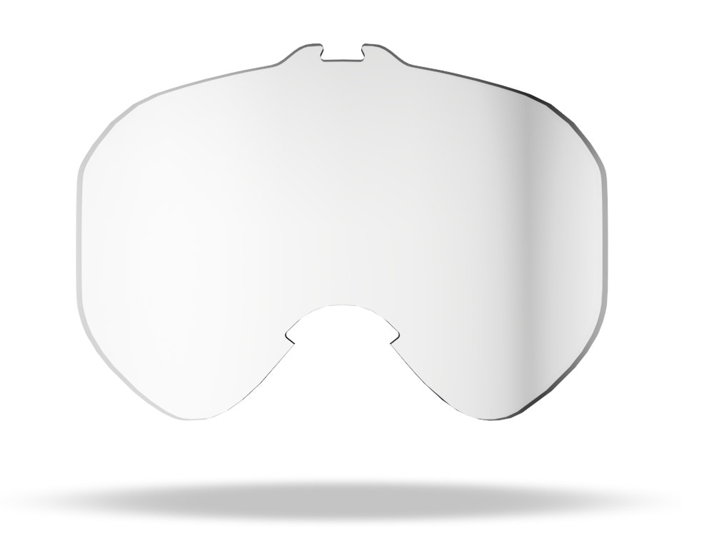 Edge Drop MTB Spare Lens - Clear
