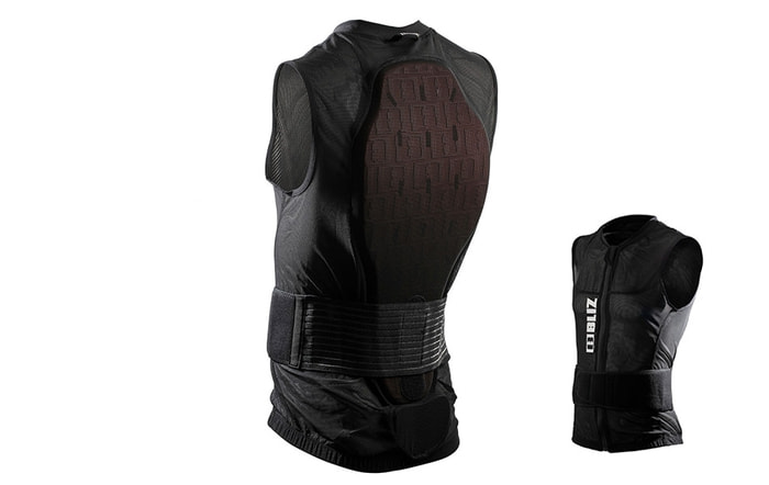 Backbone - Back Protector Unisex