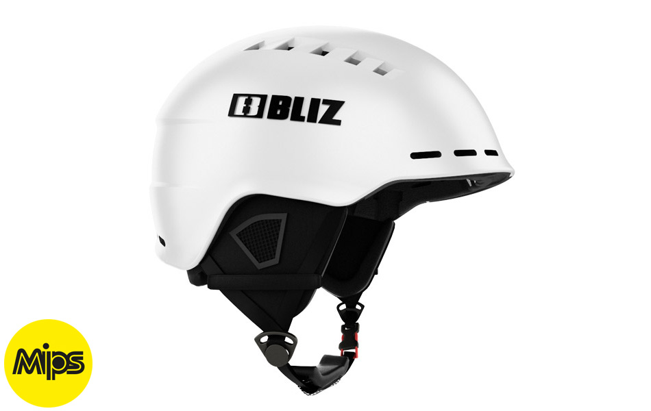 Head Cover MIPS White - White ski helmet