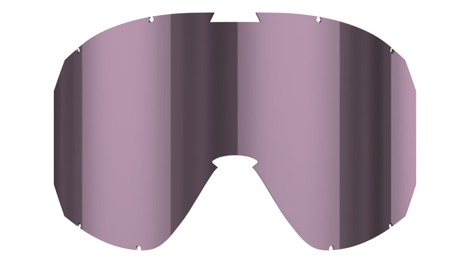 Rave spare lens - Pink Multi