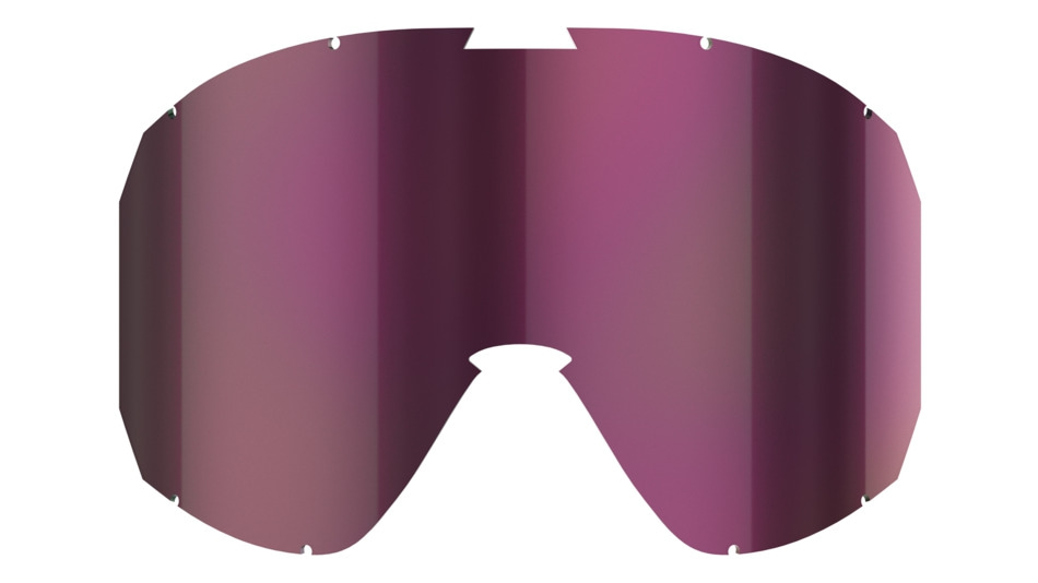 Rave spare lens - Purple Multi