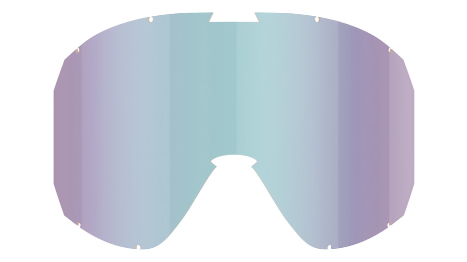 Rave spare lens - Blue Multi