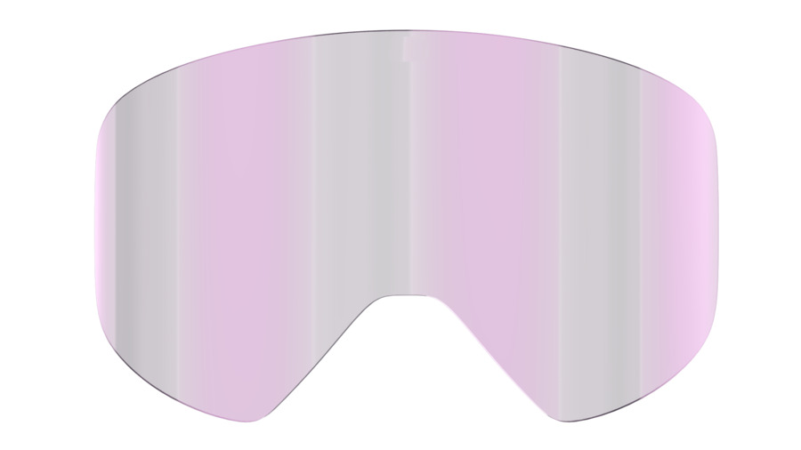 Flow spare lens, Pink Multi