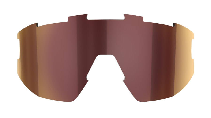 Fusion/ Matrix Lens - Red Multi