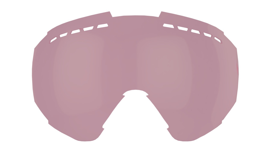 Carver Spare Lens - Pink Contrast (Single)