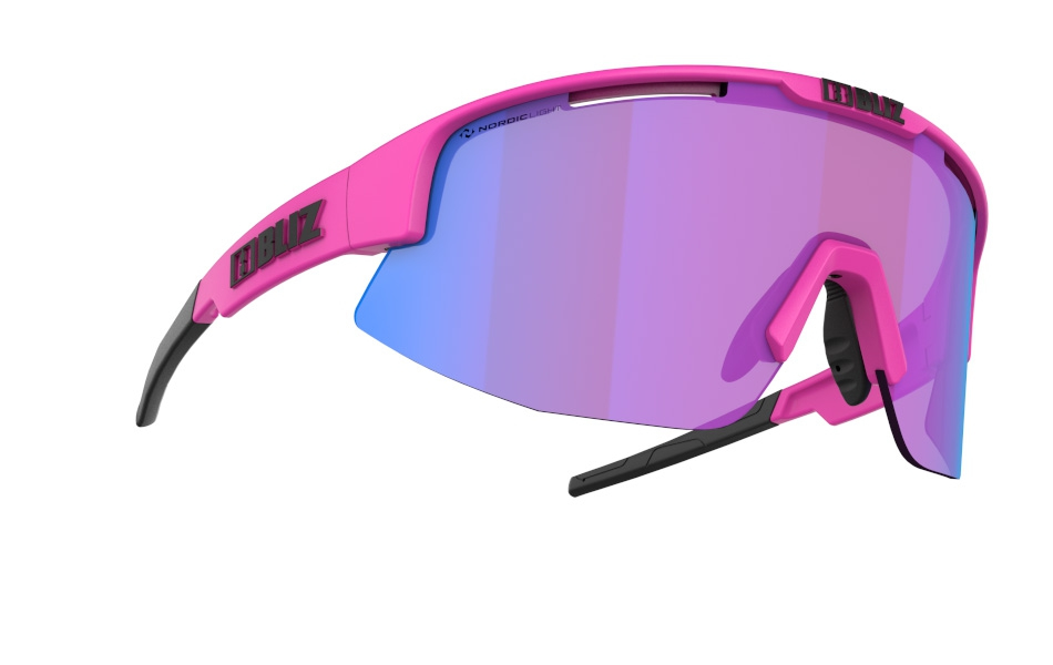 Matrix - Nano | Nordic Light - Matt Neon Pink, Violet w blue multi