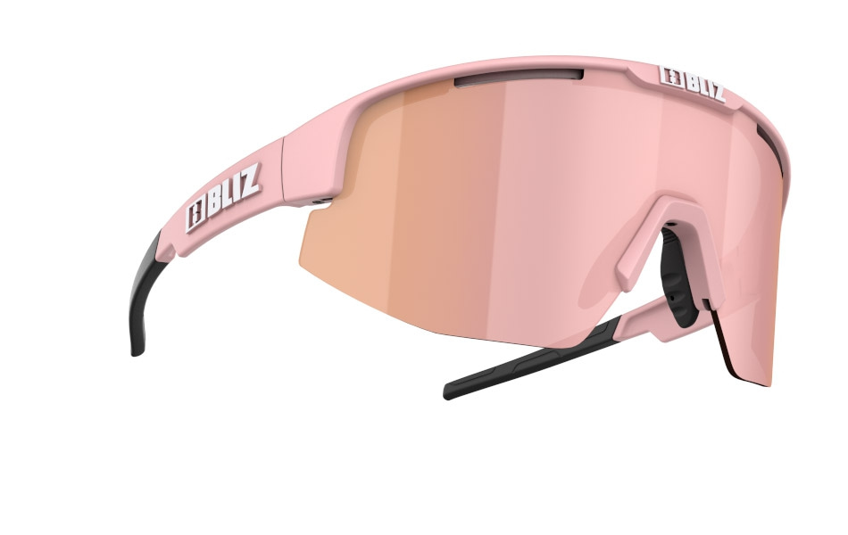 Matrix Small - Matt Powder Pink