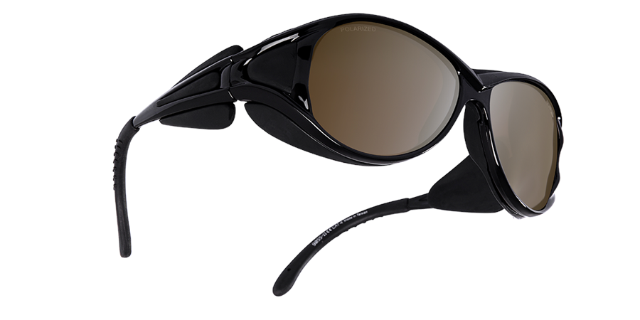 Altitude - Black w polarized pold multi