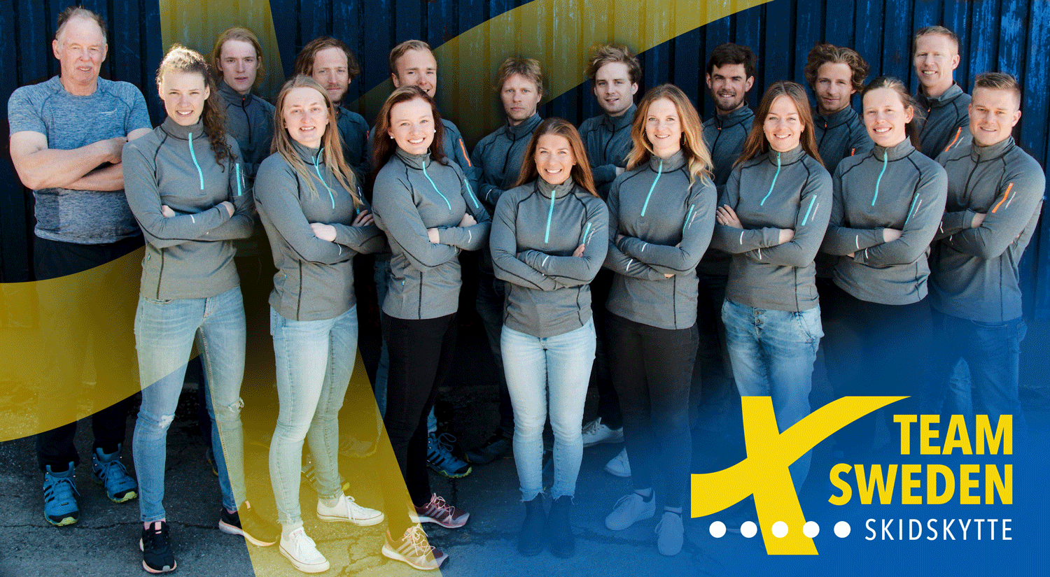 Bliz is new sponsor of the swedish biathlon team