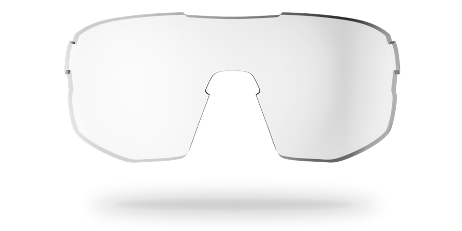 Tempo Small Spare Lens - Clear