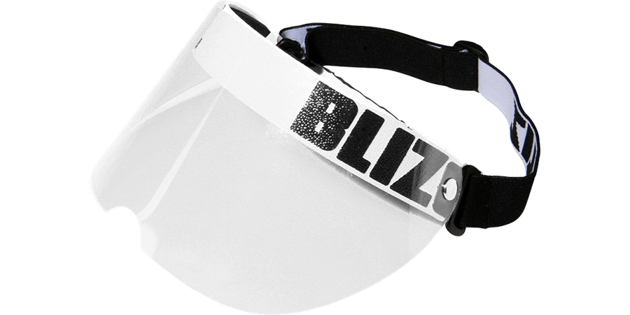 Snow Visor - Visor Black/Clear