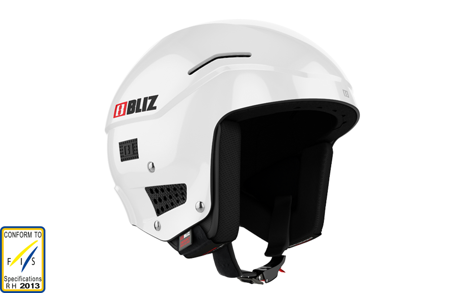 Raid Carbon - Race Helmet White  S