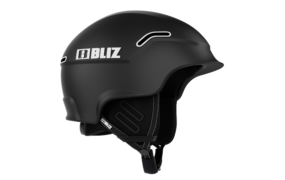 EPIC - Ski Helmet Black M/L