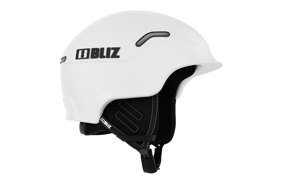 Epic White - Ski Helmet White XS