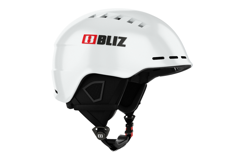 Head Cover  - Ski Helmet White M/L
