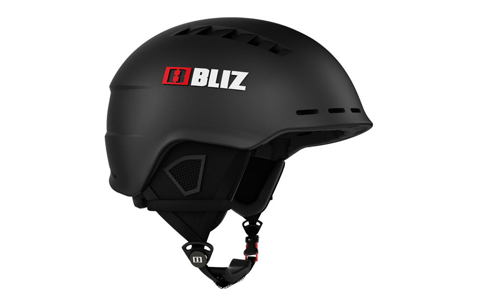 Head Cover  - Ski Helmet Black M/L