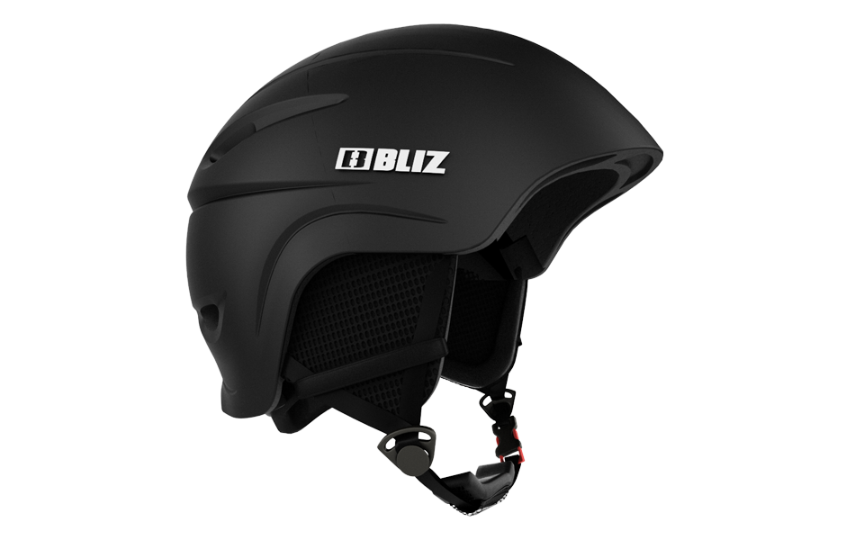 Rocket Black - Kids Helmet Black Kids XS