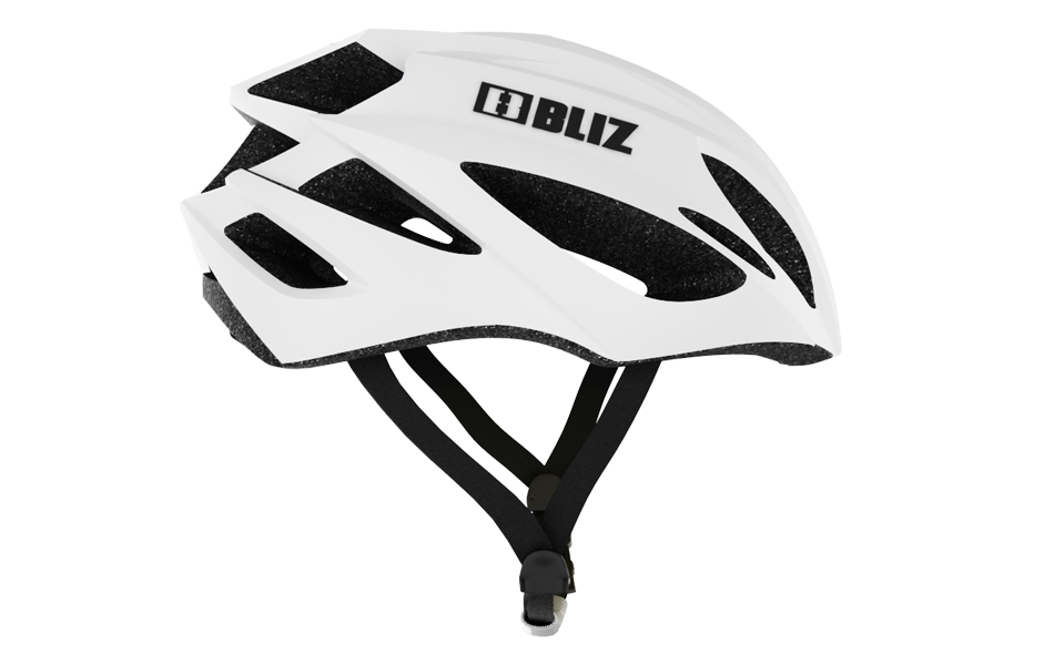 ALPHA - Bike Helmet White S
